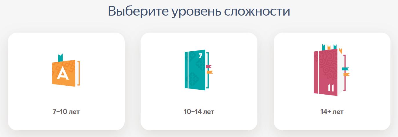 Тест культурный марафон от Яндекс учебника